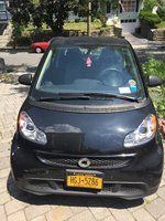 Picture of 2014 smart fortwo pure, exterior
