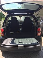 Picture of 2014 smart fortwo pure, interior