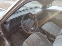 Picture of 1990 Nissan Sentra STD Coupe, interior, gallery_worthy