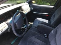 Picture of 1998 Ford Crown Victoria 4 Dr S Sedan, interior, gallery_worthy