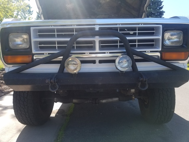 Picture of 1988 Dodge Ramcharger