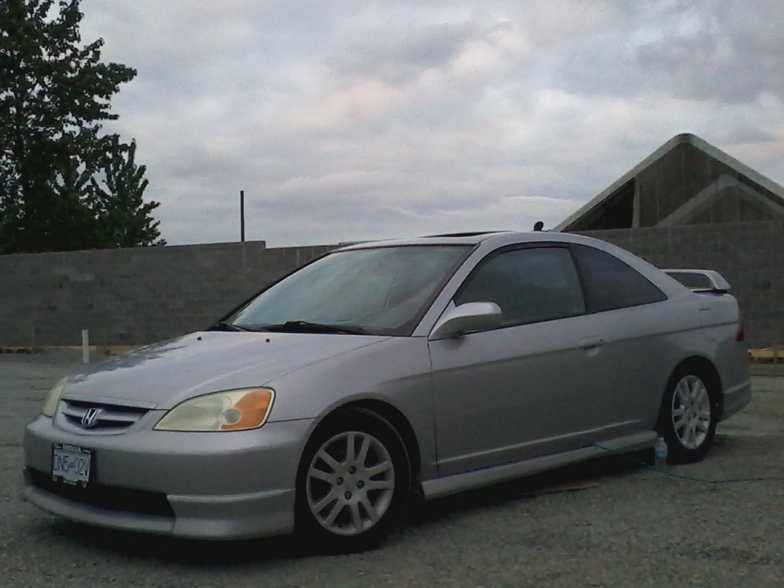 Honda Civic Questions