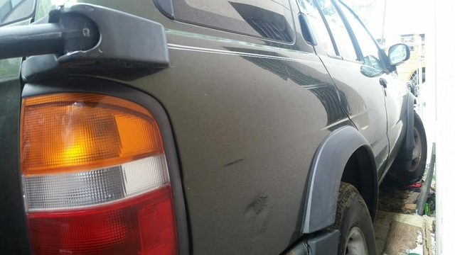 Picture of 1996 Nissan Pathfinder 4 Dr XE SUV