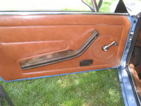 Picture of 1979 FIAT X1/9, interior