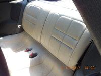 1996 Mitsubishi 3000GT 2 Dr VR-4 Turbo AWD Hatchback, back seat, interior
