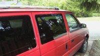 Picture of 1995 Dodge Caravan 3 Dr STD Passenger Van, exterior, gallery_worthy