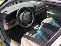 Picture of 1999 Lincoln Continental 4 Dr STD Sedan, interior, gallery_worthy