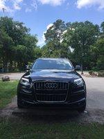 Picture of 2011 Audi Q7 S Line, exterior