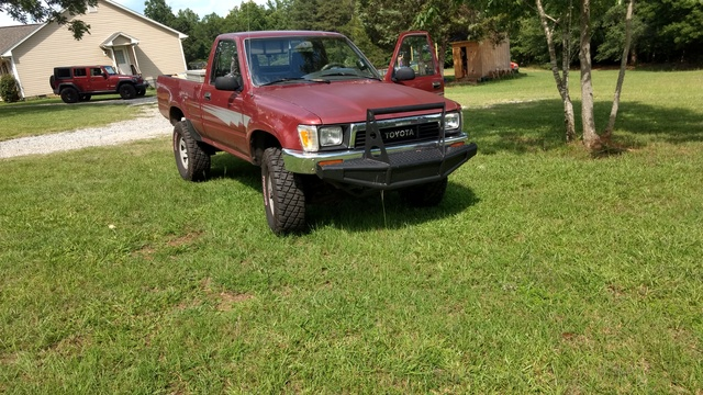 Picture of 1991 Toyota Pickup 2 Dr Deluxe 4WD Extended Cab SB
