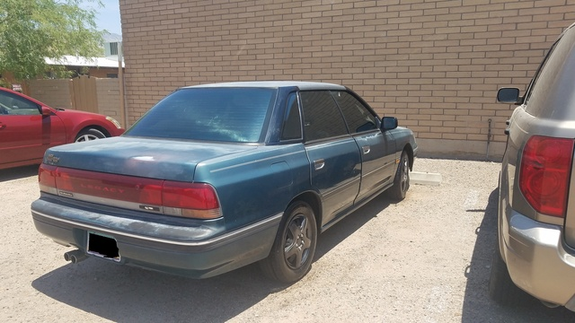 Picture of 1994 Subaru Legacy 4 Dr L Sedan