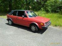 1987 Volkswagen Cabriolet Overview