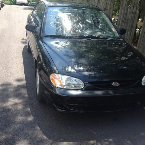 Picture of 2001 Kia Sephia