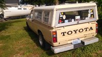 1980 Toyota Pickup Picture Gallery