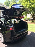 Picture of 2016 Tesla Model X 90D, interior