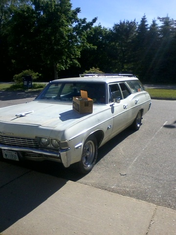Picture of 1968 Chevrolet Bel Air