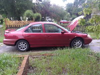 Picture of 1998 Ford Contour 4 Dr SE Sedan, exterior, gallery_worthy