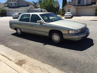 Picture of 1996 Cadillac DeVille Concours Sedan, exterior, gallery_worthy