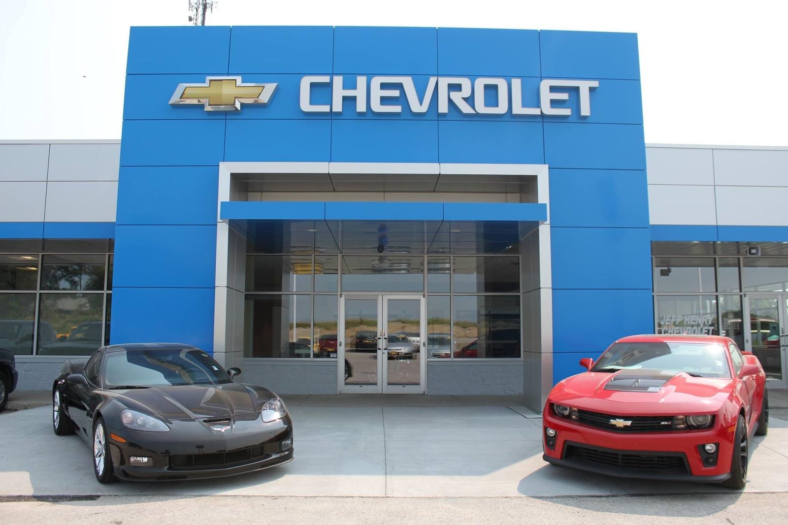 Plattsmouth Jeff Henry Chevrolet Autos Post