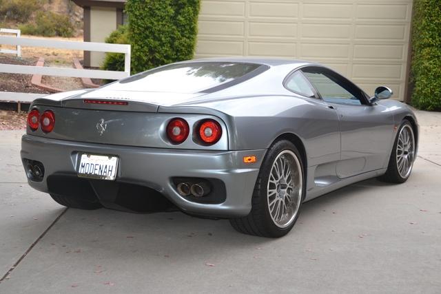 2000 Ferrari 360 Exterior Pictures Cargurus