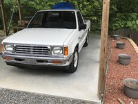 Picture of 1992 Mitsubishi Mighty Max Pickup 2 Dr STD Standard Cab SB, exterior, gallery_worthy