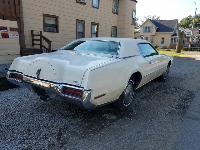 Picture of 1972 Lincoln Continental