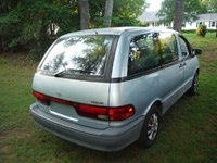 Picture of 1991 Toyota Previa 3 Dr Deluxe Passenger Van, exterior, gallery_worthy