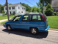 Picture of 1992 Pontiac Trans Sport 3 Dr SE Passenger Van, exterior, gallery_worthy