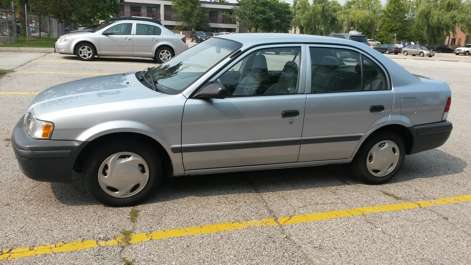 1998 Toyota Tercel - Overview