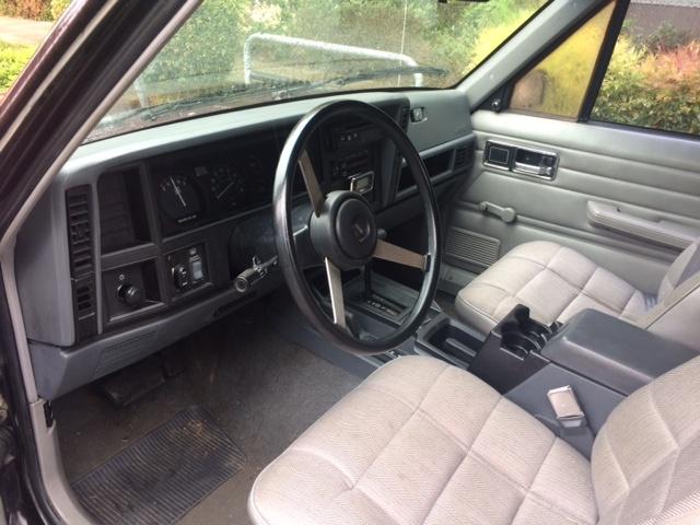 1992 Jeep Cherokee Interior Pictures Cargurus