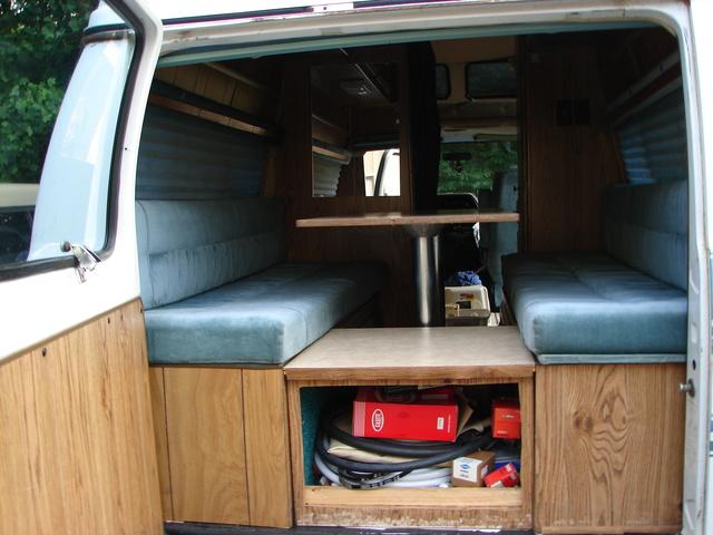 1990 Dodge Ram Van - Interior Pictures - CarGurus