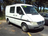 Picture of 2004 Dodge Sprinter Cargo 3 Dr 2500 118 WB Cargo Van, exterior