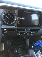 Picture of 2017 Toyota Tacoma Double Cab V6 LB TRD Sport, interior