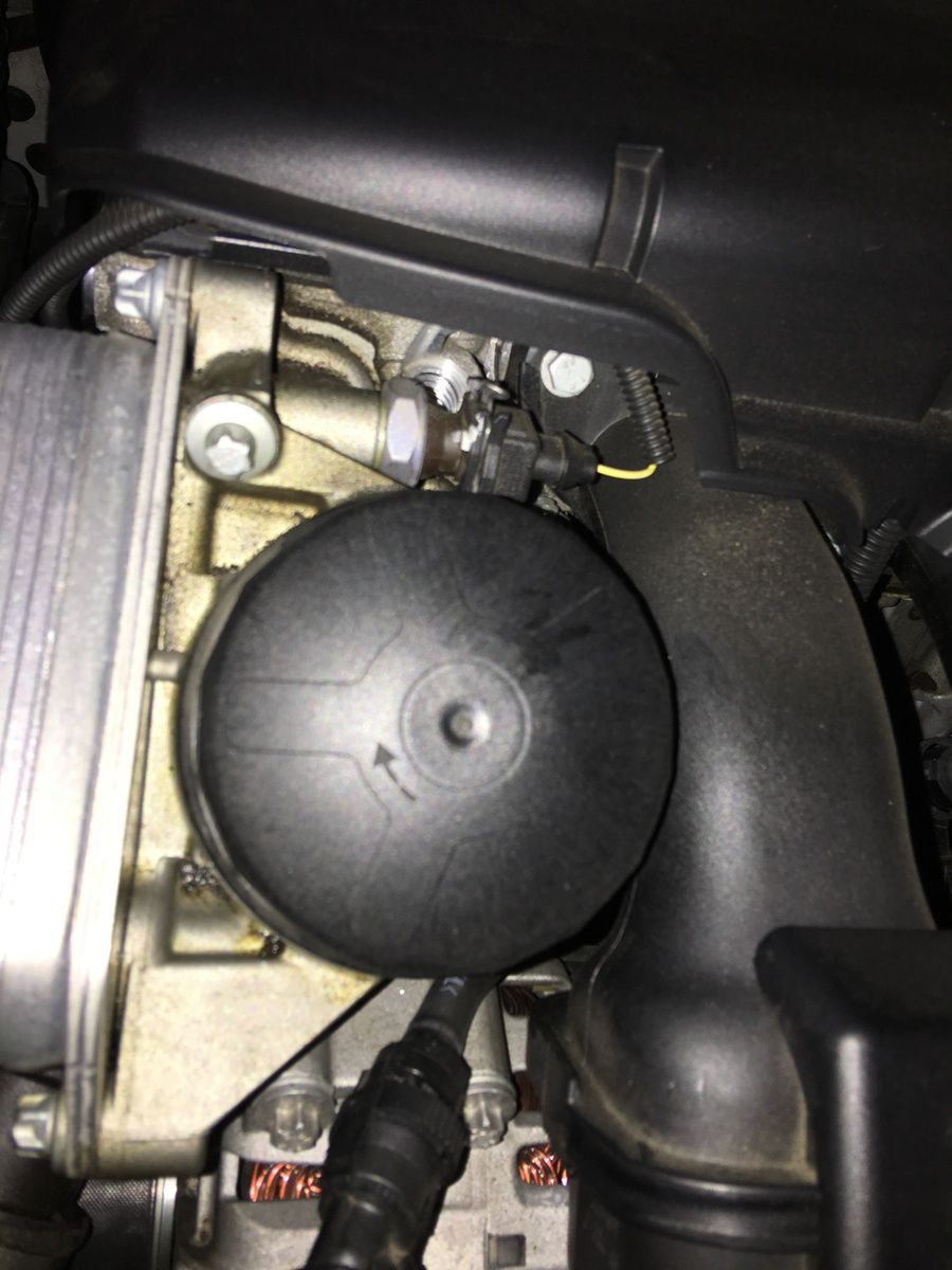 BMW 5 Series Questions  Missing screw from BMW 2010 528i near oil filter? See photo  CarGurus
