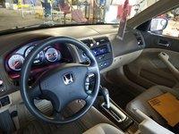 Picture of 2003 Honda Civic EX, interior