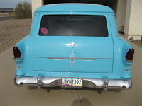 1955 Chevrolet 150 Overview