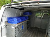 Picture of 2005 Chevrolet Astro Cargo Van 3 Dr STD Cargo Van Extended, interior, gallery_worthy