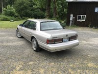 Picture of 1989 Lincoln Continental FWD, exterior, gallery_worthy