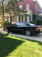 Picture of 2003 Mercedes-Benz CL-Class CL 55 AMG, exterior
