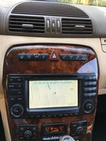 Picture of 2003 Mercedes-Benz CL-Class CL 55 AMG, interior
