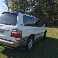 Picture of 2003 Toyota Land Cruiser 4WD, exterior