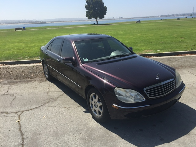 Picture of 2000 Mercedes-Benz S-Class S 430