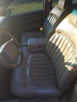 Picture of 1995 Buick Roadmaster 4 Dr Estate Wagon, interior
