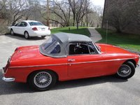 Picture of 1963 MG MGB, exterior, gallery_worthy