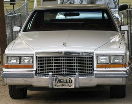 1981 Cadillac DeVille Base Coupe, My Baby....., exterior