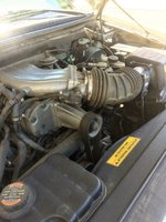 Picture of 1999 Ford F-150 SVT Lightning 2 Dr Supercharged Standard Cab Stepside SB, engine