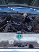 Picture of 1973 Dodge D-Series, engine