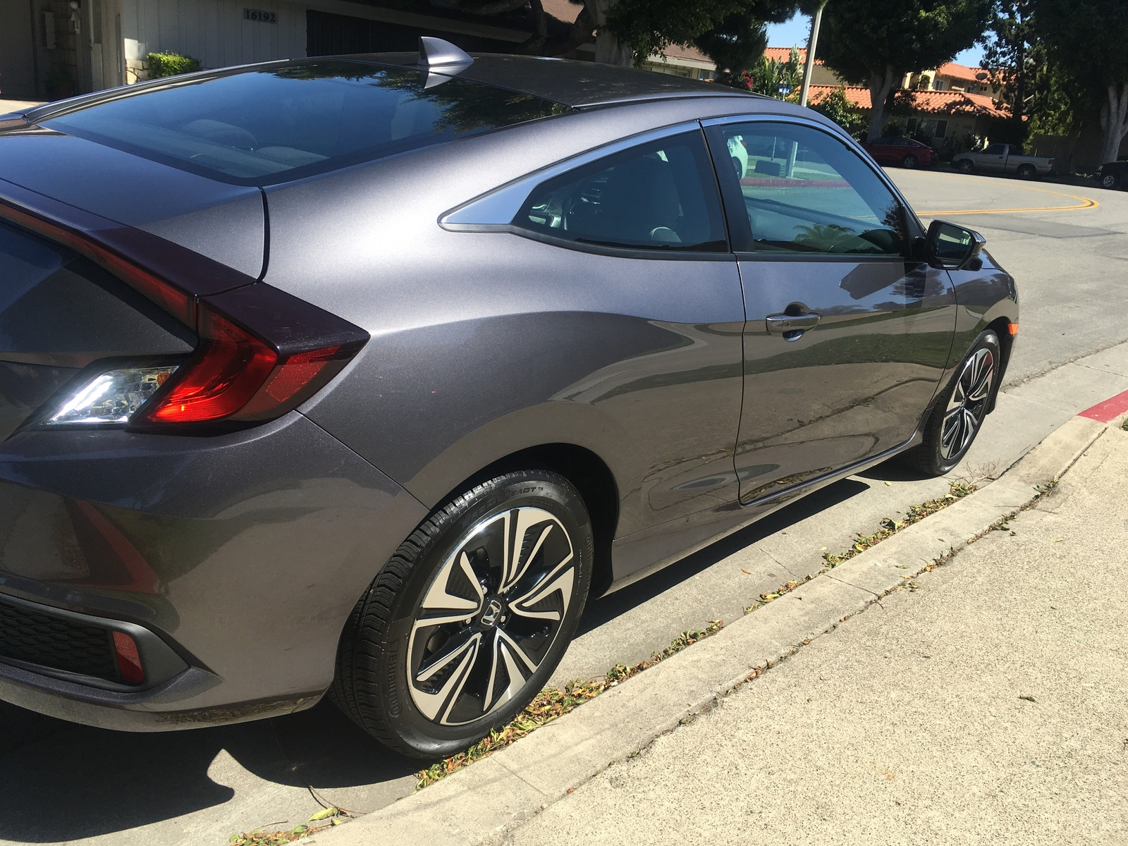Picture of 2017 Honda Civic Coupe EX-T