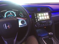 Picture of 2017 Honda Civic Coupe EX-T, interior, gallery_worthy
