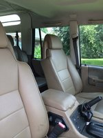 Picture of 2001 Land Rover Discovery Series II 4 Dr SD AWD SUV, interior