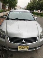 Picture of 2009 Mitsubishi Galant ES, exterior